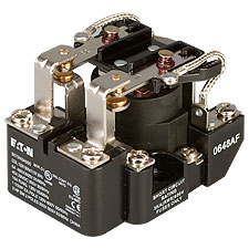 PANEL MOUNT 40 AMP AA RELAY | 9575H3A000