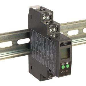 DIN Rail Mounted Multi-Functional Digital Timer | AU-AMT Series