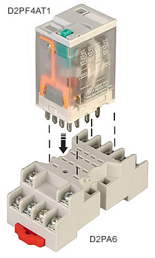 Super General Purpose Compact 4Pdt Ice Cube Plug In Relays With Enhanced Wiring Database Xlexigelartorg