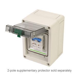 Polycarbonate Electrical Enclosures | EK Series Polycarbonate Enclosures