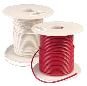 Single Conductor Copper Wire and PVC Insulation   HW3000 Series
