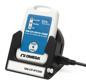 Ultra Low Temperature Data Logger | OM-CP-CRYO-TEMP
