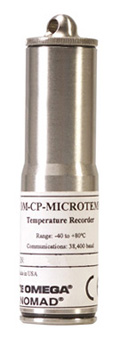 Miniature Submersible Temperature Data Logger | OM-CP-MICROTEMP