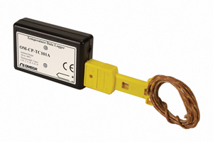 Ambient Temperature and Thermocouple Data Logger | OM-CP-TC101A