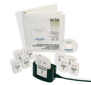 Ultra Low Freezer Temperature Validation System with 21 CFR Part 11 Secure Software | OM-CP-ULT90-9 and OM-CP-ULT90-15