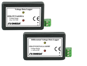 DC Voltage Data Logger | OM-CP-VOLT101A