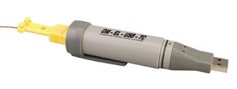 Datenlogger für Thermoelemente im USB-Stick-Format | OM-EL-USB-TC
