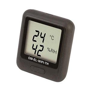Temperatur- und Feuchte-WiFi-Datenlogger online ab Lager | OM-EL-WIFI Series