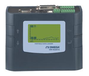 Präzisions-Datenlogger mit 4 bis 8 Universaleingängen | OM-SQ2010