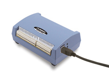 8-Kanal-High-Speed-USB-Messsystem für Spannung | OM-USB-1608G