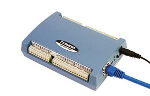 Temperatur-Messsystem und integriertem Webserver | OM-WEB-TEMP