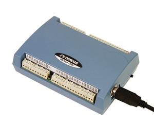 Temperatur-Messsystem mit Wireless und USB | OM-WLS-TEMP