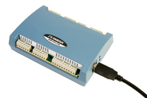 USB-Modul für Thermoelemente und Prozess (messen/steuern) | Ab Lager - OMB-DAQ-2408