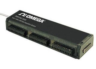 16-Bit, PC-Messsystem mit USB 2.0-Schnittstelle und 1 MHz   OMB-DAQ-3000