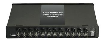 OMB-NET6000-Serie Ethernet-basierte Messmodule für Temperatur, Spannung und Dehnmessstreifen | OMB-NET6000-Serie