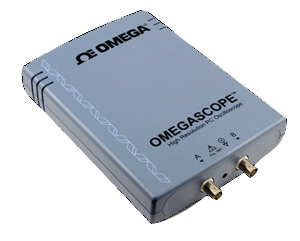 Hochauflösendes USB-gespeistes Oszilloskop Serie OMSP-4000 | OMSP-4000