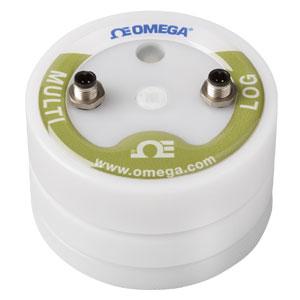 Datenlogger für Temperatur und Feuchte mit 2 externen Universaleingängen | OMYL-M90