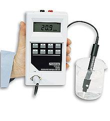 Splashproof, Portable Dissolved Oxygen Meter | DOH-247-KIT