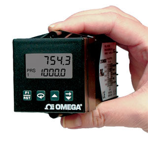 1/16 DIN Counter and Batch Controllers   DPF940000 Series