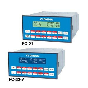 Multifunction Flow Computers | FC-21 and FC-22