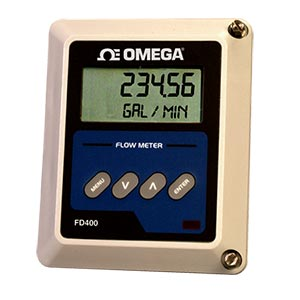 Ultrasonic Doppler Flowmeter - Order Online | FD-400 Series