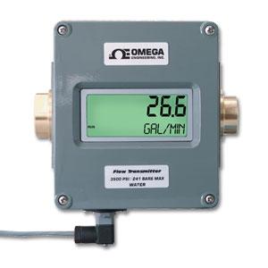Durchflussmesser mit Digitalanzeige für Öl, Wasser oder Luft | FLR-D