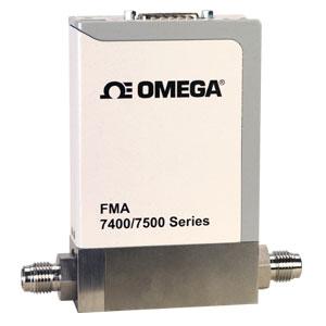 Masse-Durchflussmesser und Durchflussregler für Gase | FMA7400_7500 Series