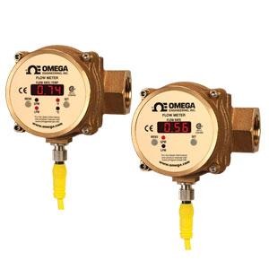 Wirbeldurchflussmesser und Temperaturmessumformer | FV100