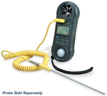 Luftstrom-Anemometer   | HHF81