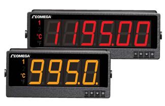 Großanzeige: Messgerät und Messumformer mit Strom-, Spannungs-, Frequenz- oder Impulseingang | iLD-ACC, iLD-ACV, iLD-FP