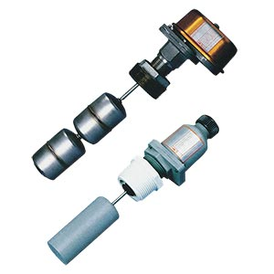 Non-Magnetic Liquid Level Switches, Side Mount | LV-1100/LV-1200