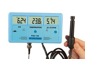 PHH-126 Series Multi-Function Water Analysis Meter | PHH-126