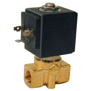 OMEGA-FLO 2-WAY HIGH PRESSURE SOLENOID Valves | SV3321 Series