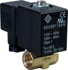 Direkt wirkende 2-Wege-Magnetventile SVM3100 | SVM3100