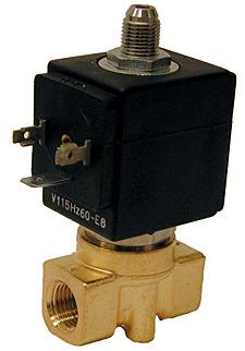 3-Wege-Magnetventil SVM4000, stromlos NC oder NO | SVM4100 und SVM4300