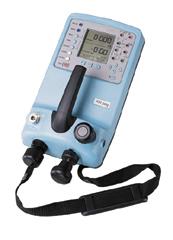 Tragbarer Druckkalibrator mit integrierter Druckpumpe und hoher Genauigkeit  | DPI610/615