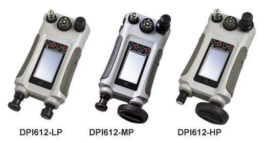 DPI612 Modellübersicht