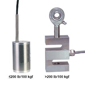S-förmige Lastzellen aus Aluminium | LCM105 und LCM115