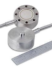 Miniatur-Lastzellen aus Edelstahl für Druckbelastung, 51 mm, 0-100 N bis 0-50 kN | LCM305