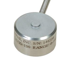 Miniatur-Lastzellen für Druckbelastung, metrisch, 0-100 N bis 0-200 kN | LCMGD