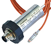 Ultraschneller und präziser Drucktransmitter mit externem Mi