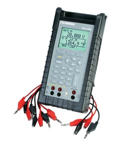 Tragbarer Multifunktionskalibrator mit hoher Genauigkeit | PCL1200