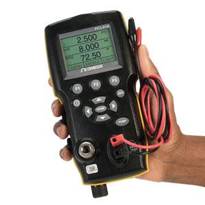 Mobiler Kalibrator für Druck mit bis zu 0,025% Genauigkeit | PCL819 Serie