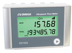 Ultraschalldurchflussmesser für reine Flüssigkeiten