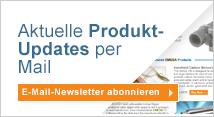 Melden Sie sich für den E-Mail-Newsletter von omega.de an!