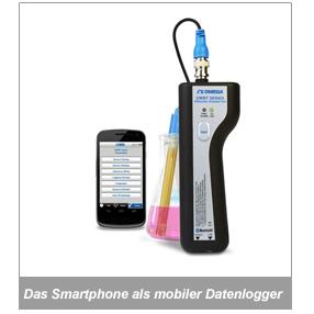 Das Smartphone als mobiler Datenlogger
