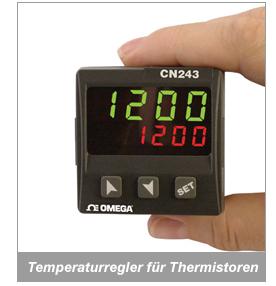 Geräte zur Temperaturmesstechnik