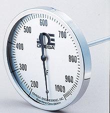 BiMetal Stem Thermometers | B and S Series