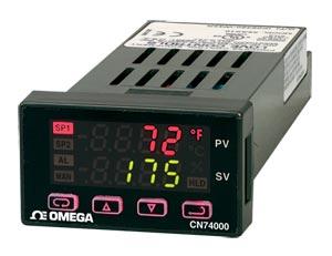 Fuzzy Logic PID-Regler mit 48 × 24 mm | CN74000