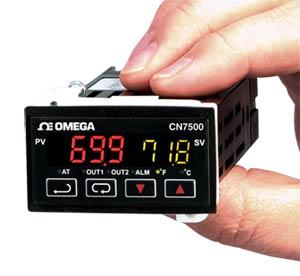 PID-Programmregler mit 48 × 24 mm | CN7500